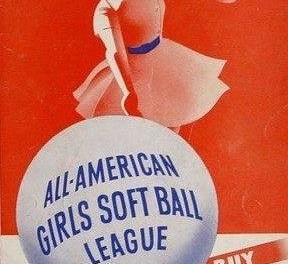 "1943 – Chicago Cubs owner Philip Wrigley and Brooklyn Dodgers executive Branch Rickey draw up charter for the ""All-American Girls Softball League"", which will eventually become the All-American Girls Professional Baseball League (AAGPBL). The league, originally conceived in the belief that the major leagues would suspend play because of World War II, will operate from 1943 to 1954 around the Chicago area. When the league changes its name and switches to hardball, the pitching distance is 40 feet and bases 68 feet apart. After struggling through poor attendance in its early seasons, the league will draw over one million fans in 1948."