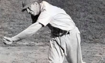 At the Polo Grounds, Carl Hubbell wins his 4th straight and his 20th in a row, subduing the Cubs, 4 – 1. The game is scoreless for six innings. Hubbell matches the mark of Rube Marquard, who won one game in 1911 and 19 straight more in 1912.