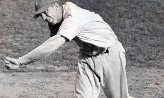 Carl Hubbellis routed whenBoston'sTony Cuccinello,Max WestandElbie Fletcherhit successive 4th-inning homers.