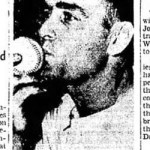 Ed Headof theBrooklyn Dodgerspitches a 5 - 0no-hitteragainst theBoston BravesatEbbets Field. It is Head's first appearance since his return from the military.