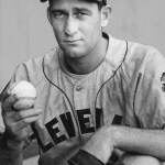 At Boston, it is Cleveland's turn to take over first place as they roll 9 - 0 behind Bob Lemon. It is Lemon's 8th shutout of the year.