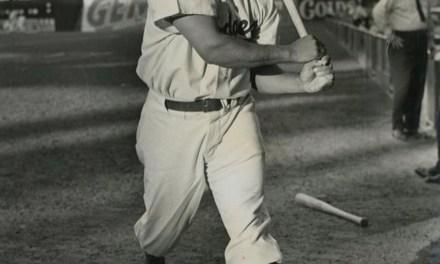 Roy Campanella 1948 Rookie Year