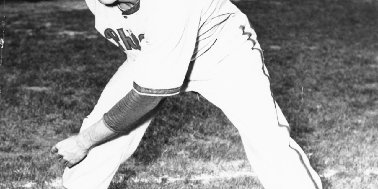 With the Phillies in the thick of a pennant race, their southpaw starter Curt Simmons will miss the rest of the season, as well as the entire 1951 campaign, when his National Guard unit is activated due to the Korean conflict. The left-hander, who is stationed at Indiana's Camp Atterbury, will be granted a leave to watch his team in the World Series, but Philadelphia decides not to request he be made eligible to participate in the Fall Classic.