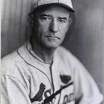 """Gabby Streetdies inJoplin, Missouri, at age of 67. Nicknamed """"The Old Sarge"""", he had a prolific baseball career as a catcher, manager, coach and play-by-play broadcaster. As a manager, Street led theSt. Louis Cardinalsto twoNational Leaguechampionships and oneWorld Championshipin1932."""