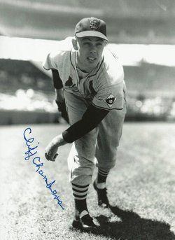Cliff Chambers second Pirate to pitch a no hitter despite 8 walks