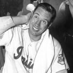 Bob Feller wins his 20th, stopping the Senators, 4 - 0, and keeping the Indians a game ahead of the Yankees. Feller is the American League's first 20-game winner this season.