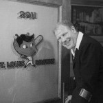 Due to the Bill Veeck's refusal to share telecast receipts with visiting clubs, the Indians ban night games with the Browns. The St. Louis owner did not allow his opponents to broadcast away games played against his team after his proposal to share the other American League owners vetoed radio and television revenue.