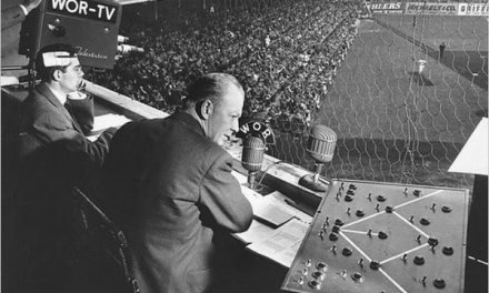 Reds president Larry MacPhail hires 26 year-old Red Barber to broadcast the team games on WSAL