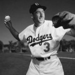 TheDodgersshed part of an era, sending PPreacher Roeand 3BBilly CoxtoBaltimorefor two unknowns and cash. The O's will complete this deal next March by sending OFFrank Kellertto Brooklyn for PErv Palica.