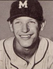 Brooklyn trades 3B Don Hoak and OF Walt Moryn to the Cubs for 3B Randy Jackson.