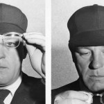 1956 - American League umpire Frank Umont is the first to wear glasses in a regular-season game when he officiates a contest between the Detroit Tigers and Kansas City Athletics. A former NFL tackle for the New York Giants, Umont still presents an intimidating appearance to most players and fans.