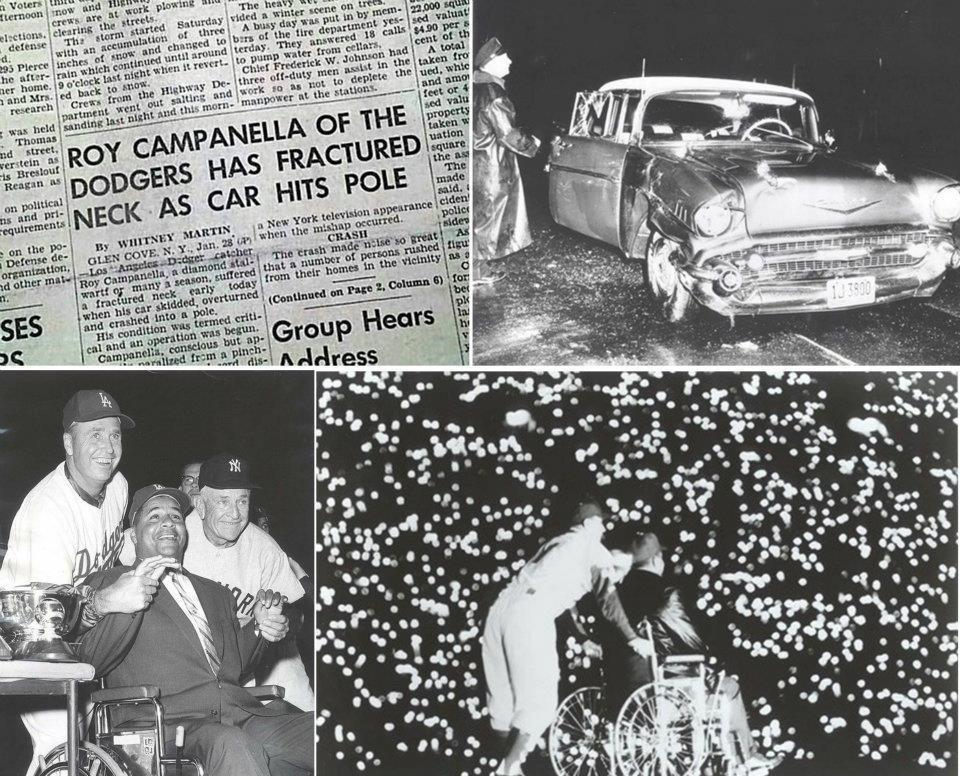 Roy Campanella Crash