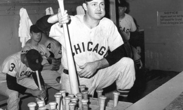 Chicago White Sox second baseman Nellie Fox goes 5 for 7 and hits an unlikely 14th-inning two-run home run off Don Mossi to beat the Detroit Tigers