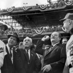Washington Senators owner Clark Griffith says he will not move the franchise to another city.