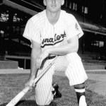 Washington SenatorsoutfielderBob Allisonis voted theAmerican League Rookie of the Year. Allison led all major league rookies with 30 home runs and 85 RBI.Cleveland IndianspitcherJim Perry, who posted a 12-10 record with a 2.65 ERA, is a distant second.