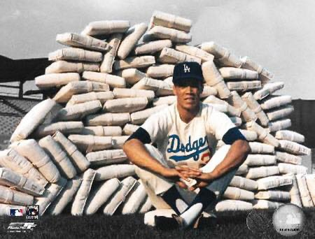 Maury Wills win the 1962 National League MVP