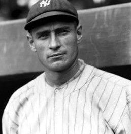Wally Pipp, the predecessor of Lou Gehrig at first base for the New York Yankees, dies in Grand Rapids, Michigan. Pipp, who, as legend has it, had asked out of the Yankees lineup with a headache in 1925 (in fact he had been beaned in a previous game), was 71 years old. After giving way to Gehrig, Pipp never again played a game at first base for New York.