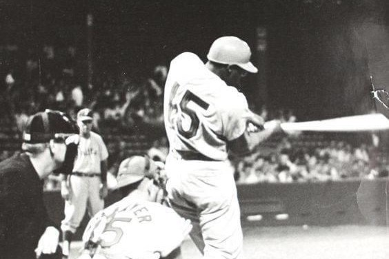 Dick Allen cranks a 529-foot home run over the left CF roof at Connie Mack Stadium in the 1st inning off Chicago's Larry Jackson. The Phils win, 4 – 2.