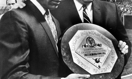 Zoilo Versalles is named American League MVP. The Minnesota Twins shortstop gets 275 votes to 174 for teammate Tony Oliva.
