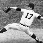Detroit's Denny McLain tosses 229 pitches, gives up eight hits, walks nine and strikes out 11 Orioles to record his 16th victory.