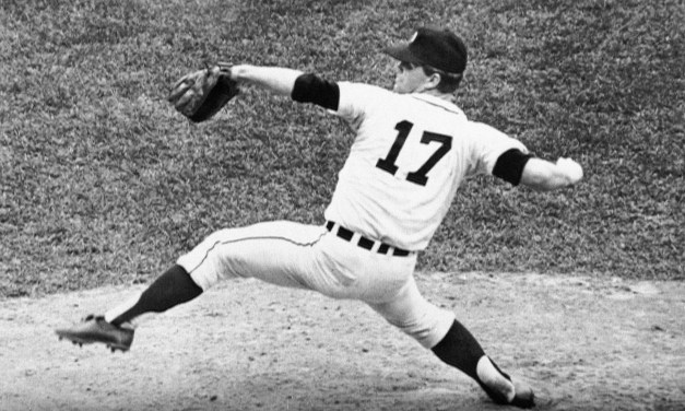 Detroit'sDenny McLaintosses 229 pitches, gives up eight hits, walks nine and strikes out 11Oriolesto record his 16th victory.