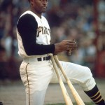 Roberto Clemente, edging out Dodger hurler Sandy Koufax by ten points is named the National League MVP