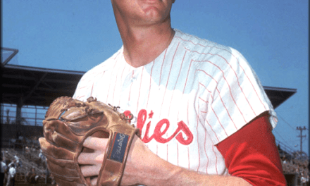Jim Bunning pitches a perfect game for the Philadelphia Phillies first since 1922