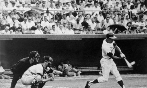 Mets Walk off vs Braves – Hank Aaron Homers at Shea Classic Radio Broadcast