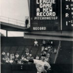 Hoyt Wilhelm breaks Cy Youngs record for appearances with 907