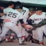 After a long recovery following a1967beaning,Tony Conigliarostarts his first game for theBoston Red Sox. His dramatic two-run 10th-inning home run gives the Red Sox a brief lead, and his 12th-inning run wins it, 5 - 4, over theBaltimore Orioleshome team.