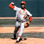 Pitcher Bob Gibson wins the last of his nine Gold Gloves, and Joe Morgan wins the first of his five at second base.