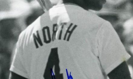 Bill North's attacks Royals rookie reliever Doug Bird