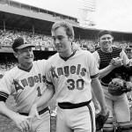 Before 41,411 in Detroit,California AngelsaceNolan Ryanhurls his secondno-hitterof the season in taming theDetroit Tigers, 6 - 0. Ryan fans 17 batters, the most ever in a 9-inning no-hitter, including eight straight, but only one over the last two innings. Nolan's arm stiffens while watching his team rally for five runs in the top of the 8th. With two outs in the 9th,Norm Cash, who struck out his three other times at bat, comes to bat wielding a piano leg. UmpireRon Lucianopoints out the illegality and Cash then pops out using a regulationbat. Ryan's eightstrikeoutsin a row ties theAmerican Leaguerecord he set last year.