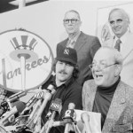 Catfish hunter signs with yankees