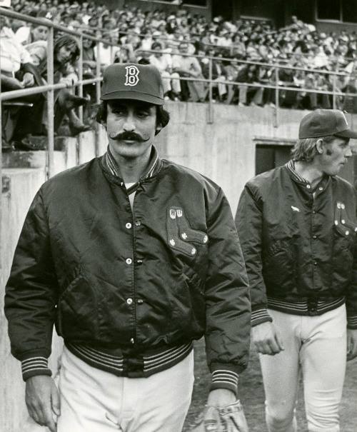 Rollie Fingers as a Red Sox