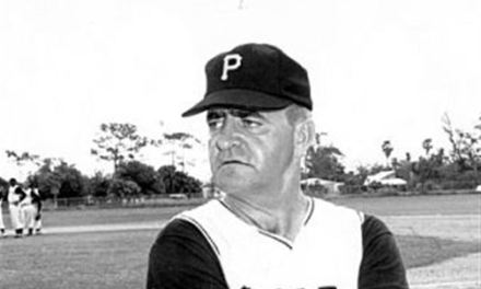 Former Pittsburgh Pirates manager Danny Murtaugh dies at the age of 59