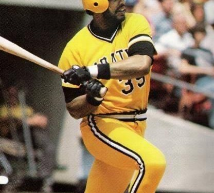 Pirates outfielder Dave Parker wins the National League Most Valuable Player Award