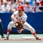 St. Louis Cardinals 1B Keith Hernandez wins the first of his 11 straight Gold Glove Awards (a MLB record at first base)
