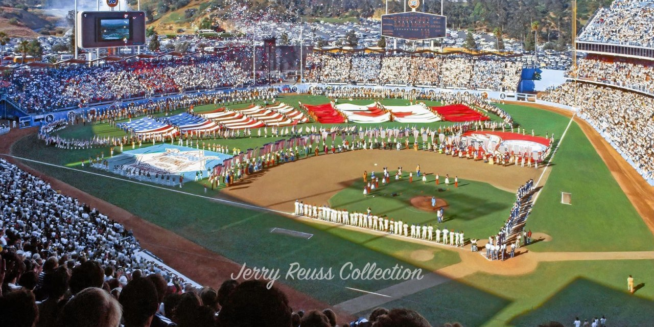 At Dodger Stadium, the 51st All-Star Game features J.R. Richard (10-4) and Steve Stone (12-3) as the starters, with Richard going just two innings because of various back and shoulder problems he's been having. The National League battles back to win its 9th consecutive Midsummer Classic, 4 – 2, pinning the loss on Dodger defector Tommy John. Reds outfielder Ken Griffey goes 2 for 3 with a solo home run to win the game's MVP Award.