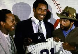 Dave Winfield becomes the highest-paid player in the history of sports, when he agrees to a ten-year free-agent deal with the Yankees worth a record $16 million.