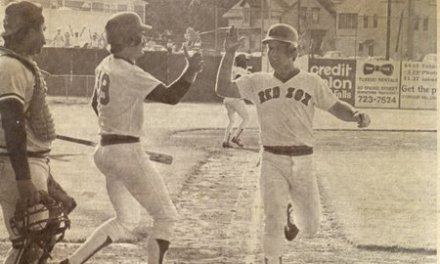 Pawtucket Red Sox and Rochester Red Wings complete the longest game in professional baseball history