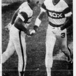 Harold Baines hits three consecutive home runs, including a grand slam, to lead the White Sox over the Tigers, 7 - 0.