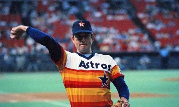 Houston's Nolan Ryan pitches his 8th career one-hitter, 3 – 0 at San Diego. Terry Kennedy's 5th-inning single is the only Padres hit.