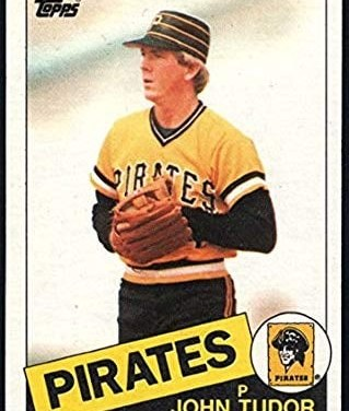 the Pirates trade OF Mike Easler to the Red Sox for lefthanded starter John Tudor.