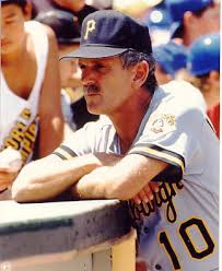 Jim Leyland replaces Chuck Tanner as the manager of the Pirates