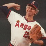 Phil Niekro of the Cleveland Indians and Don Sutton of the California Angels become the first 300-game winners to face each other during the 20th century