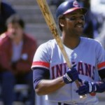 Cleveland's Joe Carter belts three home runs and singles twice as the Indians beat the Red Sox, 7 - 3, at Fenway Park.