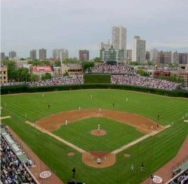 Chicago pass legislation that will allow lights at Wrigley Field
