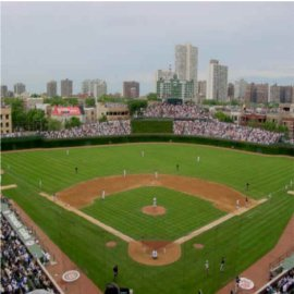 Wrigley Field has been granted preliminary landmark status by the Commission on Chicago Landmarks. Any plans to refurbish or tear down the Chicago Cubs' home since 1916 will have to be reviewed by this panel.