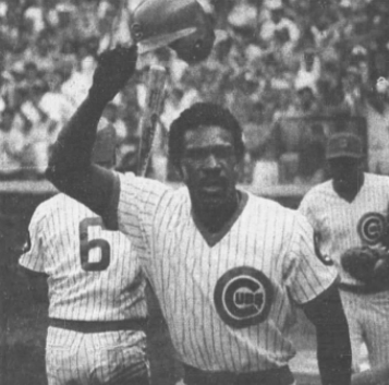 Andre Dawsonhits three home runs, his 29th, 30th and 31st, and drives in all fiveChicagoruns as the Cubs beat thePhillies, 5 – 3.